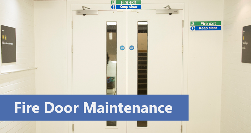 fire door maintenance